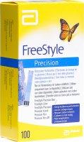 Immagine del prodotto FreeStyle Precision Teststreifen 100 Stück