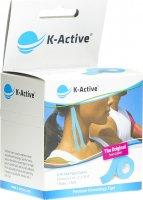 Immagine del prodotto K-active Kinesio Tape 5cmx5m Blau Wasserabweisend
