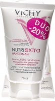 Vichy NUTRIextra Handcreme Duopack 20% 2x 50ml