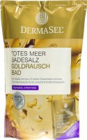 Product picture of DermaSel Badesalz Gold + 20ml 400g