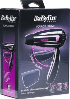 Produktbild von Babyliss Haartrockner Creation Travel 1200 W