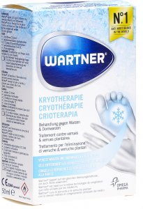 Product picture of Wartner Cryotherapy Warts Spray 50ml