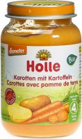 Product picture of Holle Carrots with Potatoes from the 4th Month Organic 190g