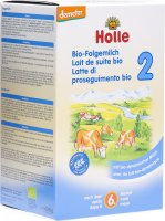 Holle Säuglings-Folgemilch 2 Bio 600g