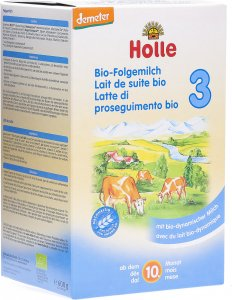 Product picture of Holle Organic Follow-on Milk 3 600g