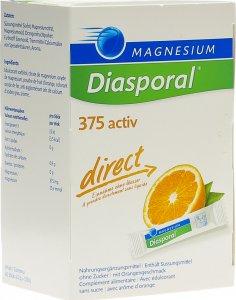 Product picture of Magnesium Diasporal Activ Direct Orange 60 pieces
