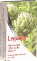 Immagine del prodotto Legadyn Artischocken Leber Gallen Dragée 40 Stück