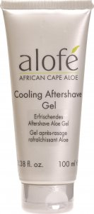 Immagine del prodotto Alofé Aloe Cooling After Shave Gel Tube 100ml