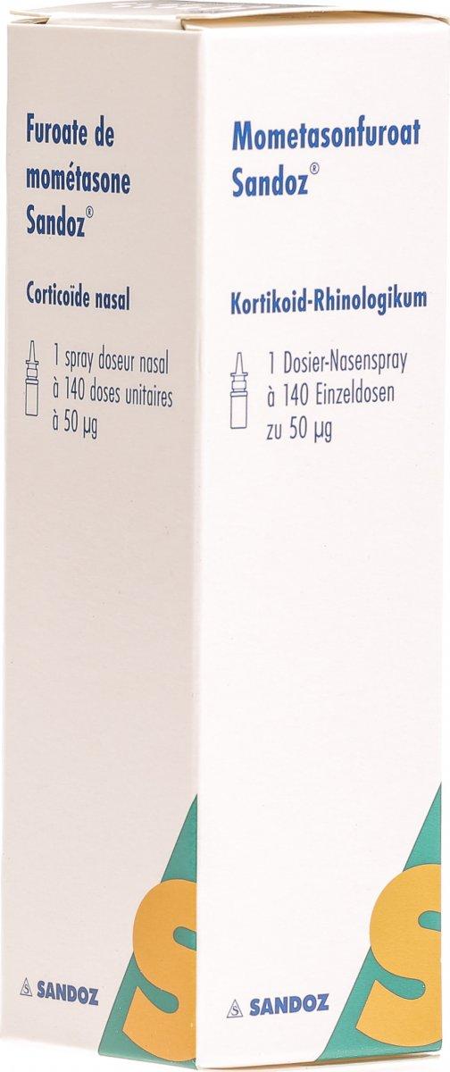 Nebenwirkungen nasonex cortison nasenspray Nebenwirkungen von