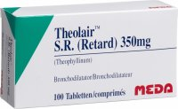 Theolair SR Retard Tabletten 350mg 100 Stück