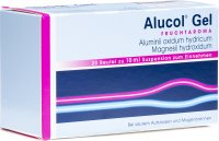 Alucol Gel Suspension Frucht 20 Beutel 10ml