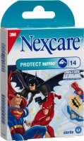 3M Nexcare Protect Strips Tatt Just Lea Ass 14 Stück