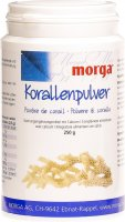 Image du produit Morga Korallenpulver Dose 250g