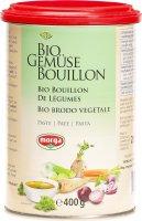 Image du produit Morga Gemüse Bouillon Paste Bio Dose 400g