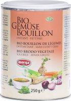 Image du produit Morga Gemüse Bouillon Fettfrei Bio Dose 250g