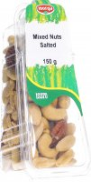 Issro Sack Box Mixed Nuts Salted 150g