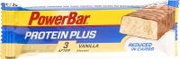 Powerbar Pplus Reduced In Carb Riegel Vanille 35g