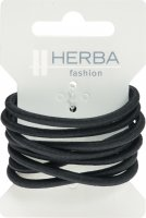 Product picture of Herba Hairbinder 5cm Black 8 Pieces