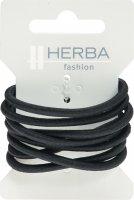 Immagine del prodotto Herba Legacapelli 5cm Nero 8 Pezzi