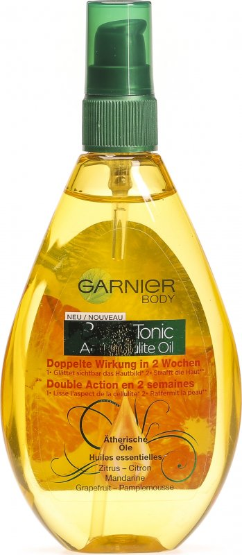 Garnier BodyTonic Anti-Cellulite Oil 150ml in der Adler Apotheke 8a4056d9f770e