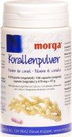 Product picture of Morga Korallenpulver Vegicaps 100 Stück
