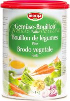 Product picture of Morga Gemüse Bouillon Paste Dose 1kg