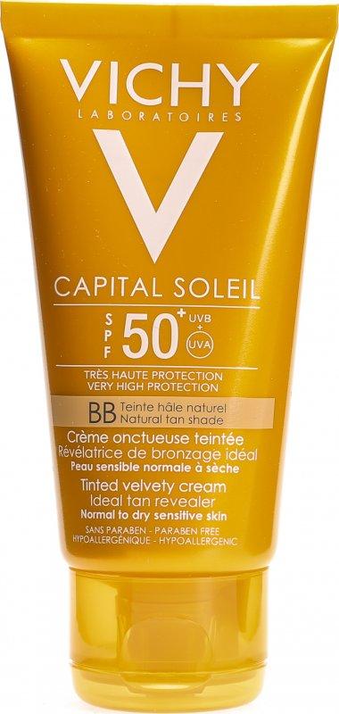 vichy capital soleil bb cream 50 50ml in der adler apotheke. Black Bedroom Furniture Sets. Home Design Ideas