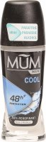 MUM Men Cool Antitranspirant Roll-On 50ml