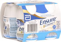 Ensure Compact Vanille 4x 125ml