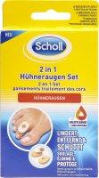 Image du produit Scholl 2in1 Hühneraugen Set