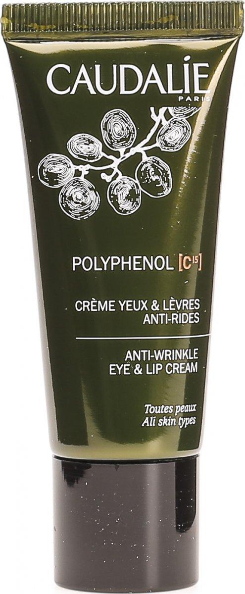 Caudalie Polyphenol C15 Anti-Falten Creme für Augen und..