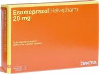 Image du produit Esomeprazol Helvepharm Kapseln 20mg 14 Stück