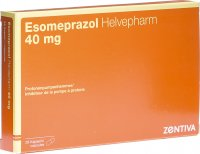 Image du produit Esomeprazol Helvepharm Kapseln 40mg 28 Stück