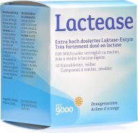 Image du produit Lactease FCC 9000 Comprimés à mâcher divisibles 40 pièces