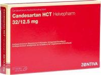 Image du produit Candesartan HCT Helvepharm Tabletten 32/12.5mg 28 Stück