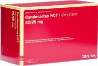Image du produit Candesartan HCT Helvepharm Tabletten 32/25mg 98 Stück