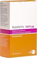 Image du produit Flutiform 125/5 Dosieraeros 120 Dos