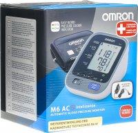 Image du produit Omron M6 AC Moniteur de tension artérielle haut du bras