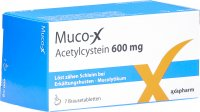 Image du produit Muco-x Brausetabletten 600mg 7 Stück