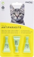 Martec Pet Care Drop On Antiparasite Katze 0.75ml