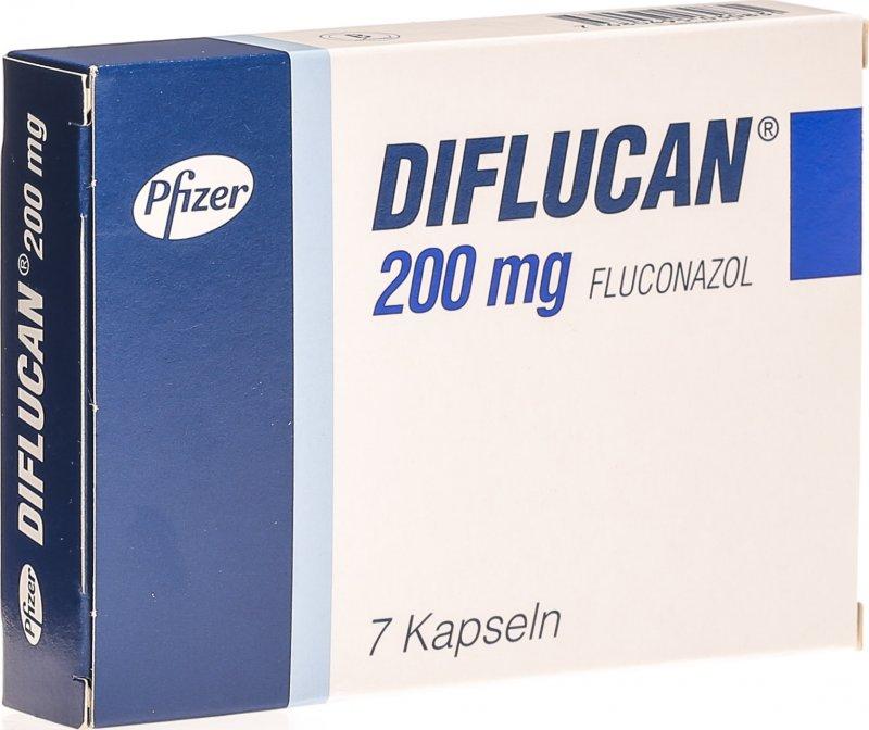 Diflucan Kapseln 200mg 7 Stück in der Adler Apotheke on diflucan 150 mg, diflucan fluconazole one tablet, diflucan mechanism of action, diflucan 3-day treatment,