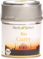 Image du produit Herbselect Curry Bio 45g