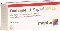 Image du produit Enalapril-hct Mepha Tabletten 20/12.5mg 28 Stück