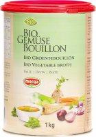 Image du produit Morga Gemüse Bouillon Paste Bio Dose 1000g