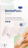 Dermaplast Medical Transparentverband 15x9cm 5 Stück
