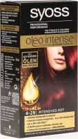 Produktbild von Syoss Oleo Intense Color 4-29 Intensives Rot