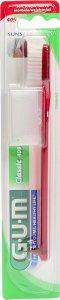 Image du produit Gum Sunstar Classic Brosse à dents Compact Soft 4 rangées