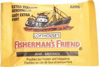 Fishermans Friend Pastillen Anis 25g