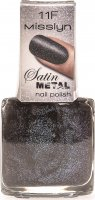 Immagine del prodotto Misslyn Satin Metal Nail Polish M101.11f