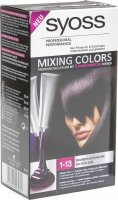 Syoss Mixing Colors 1-13 Edles Schwarz-Violet